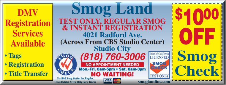 #smogcheck #autoregistration